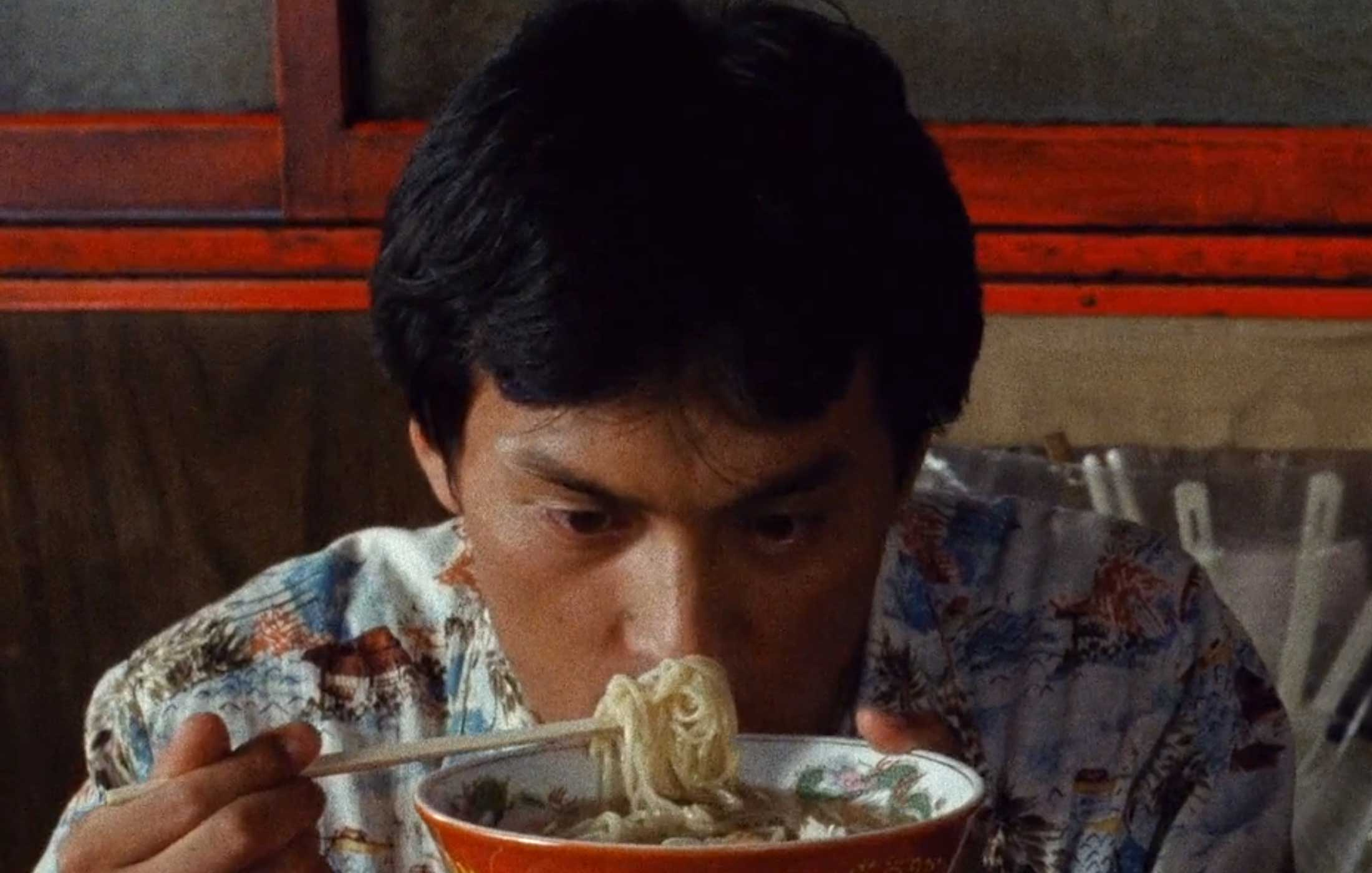 A video essay on the film, Tampopo
